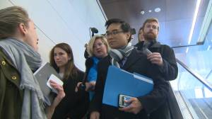 Facebook Canada head flees reporter questions following committee appearance