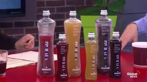 VIVEAU sparkling beverages