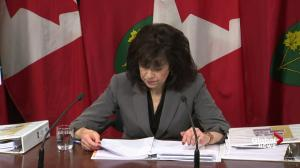 Ontario Auditor General's report criticizes Waterfront Toronto