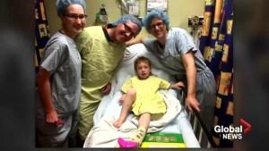 Miracle Weekend: Pediatric surgeries transform kids' lives