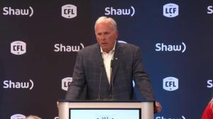 Calgary Stampeders president John Hufnagel on Grey Cup 2019