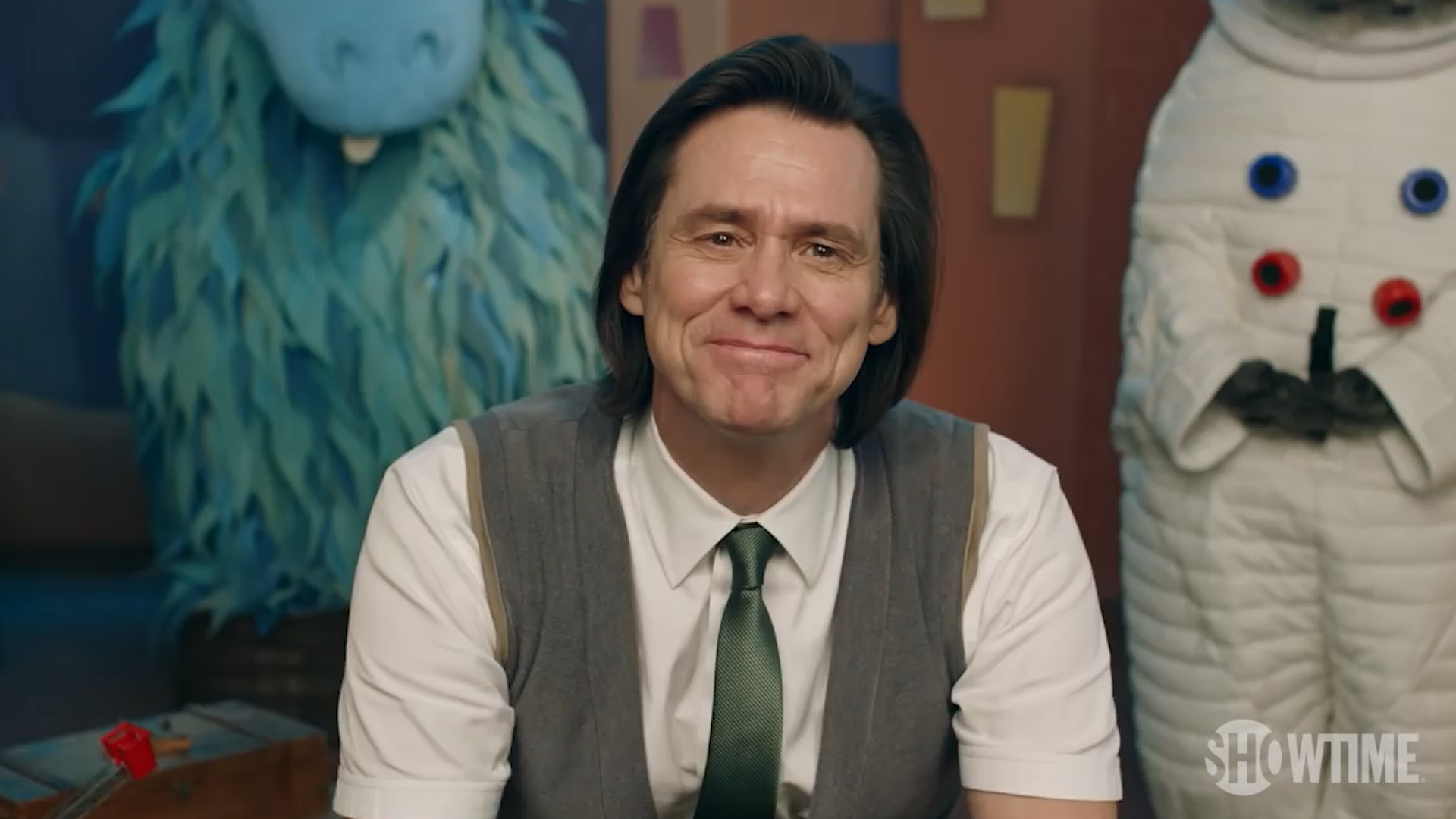 'Kidding' Trailer, Premiere Date: Jim Carrey Showtime Comedy