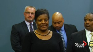 Interpreter who signed gibberish during Florida serial killer suspect arrest announcement was career criminal