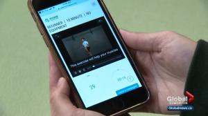 App aims to improve students' mental and physical health