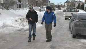 Are Laval's icy streets worse than Montreal's?