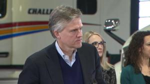 Rod Phillips provides update on jet fuel spill cleanup near Guelph