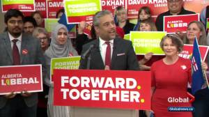 Alberta Liberal Party unveils gender equity platform