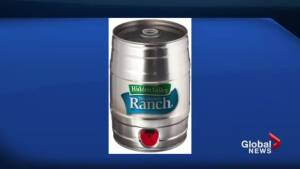 Holiday shopping for that special someone? How about a keg of ranch dressing?
