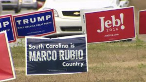 Donald Trump wins South Carolina Primary