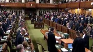 MPs hold moment of silence for The Tragically Hip's Gord Downie