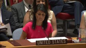 Further sanctions against North Korea 'raised to new level': Nikki Haley
