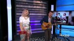 'Jenesia' performs live on The Morning Show