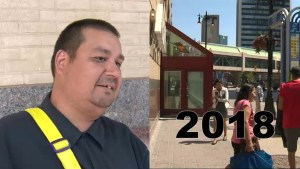 'Hot spot for crime': Will tearing down the Portage Place bus shelter make a difference?