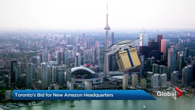 Amazon says 238 places vying to host company's 2nd ...