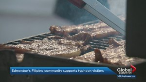 Edmonton's Filipino community raises money for victims of Typhoon Mangkhut