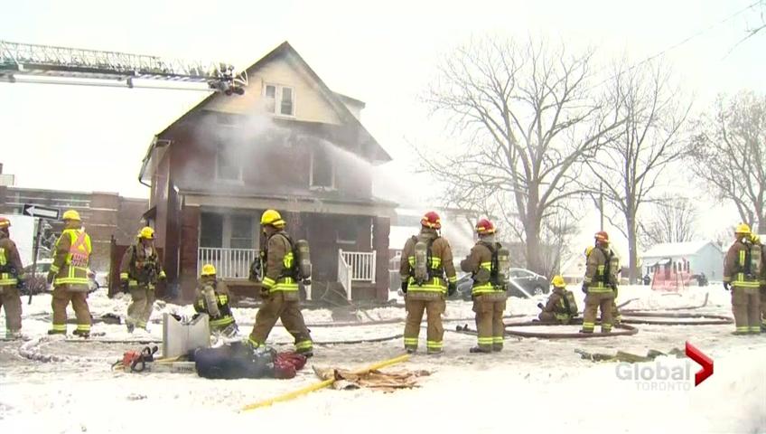 No smoke alarms in Oshawa home where blaze killed 4: fire investigator