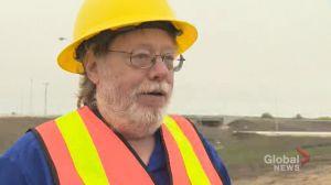 Construction on high-traffic Manitoba highway interchange to wrap up next month