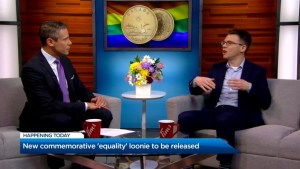 Why the 'equality' loonie is drawing criticism from the LGBTQ community