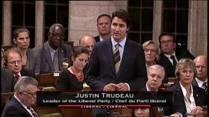 Canada's contribution can be more helpful than a few aging warplanes: Trudeau