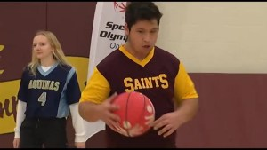 Basketball takes over St. Peter for Special Olympics