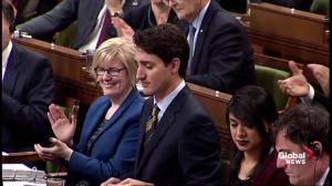 PM Trudeau questioned about Canadians detained in China