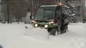 Montreal under winter storm warning