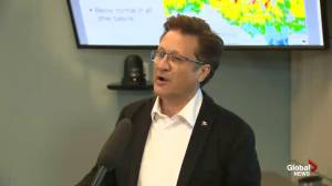 Flood mitigation strategies planned for Manitoba