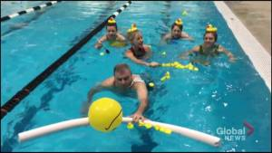 Carl Oake Rotary Swimathon in Peterborough marks 33rd year supporting Easter Seals and other programs