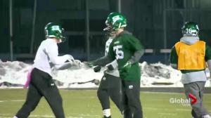 Saskatchewan Huskies taking underdog mentality to Mitchell Bowl