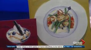 From Palette to Palate: Culinary Artworks from the Digby Pines Kitchen