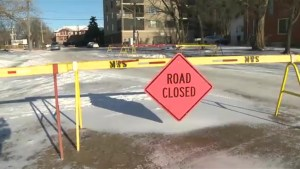 Infrastructure renewal a major item in Moose Jaw's 2018 budget process