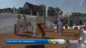Pyeongchang 2018: Celebrating Korean Lunar New Year on sideline of Olympics
