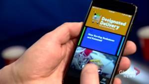 Saskatchewan cannabis delivery regulations preventing smartphone app business