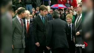 Royal Visit: Take a look back at Will-mania