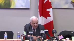"McCallum admits he ""misspoke"" on Meng Wanzhou extradition case"