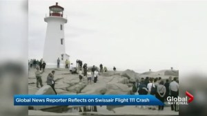 Reflecting on 20th anniversary of Swissair Flight 111 crash