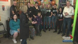 Alberta election Day 5: Notley's plan to door-knock interrupted by protester