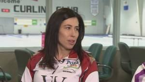 For two Manitoba curling teams the national bonspiel will be a family affair