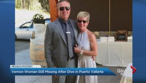 Search for Vernon woman in Mexico
