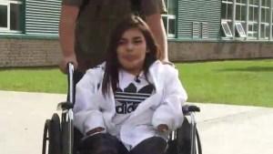 Variety Week: Cedar's electric wheelchair
