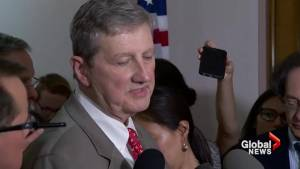 Sen. John Kennedy says everybody was 'shocked and upset' about Sen. John McCain's cancer diagnosis