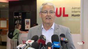 Garneau outlines changes for phase 1 of air passenger bill of rights