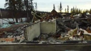 FOI sheds light on Pressy Lake fire