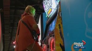 Interactive video game exhibit opens at Saskatoon's Western Development Museum