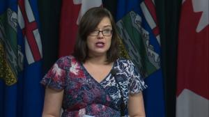 Minister Ganley provides details on Alberta pot legislation