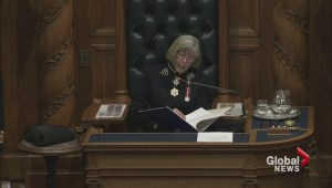 Throne Speech focuses on Vancouver's red-hot real estate