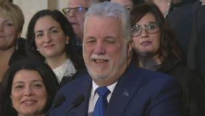 Premier asks for empathy and understanding from English community