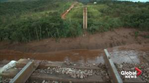 Survivors struggling to cope with dam collapse in Brazil