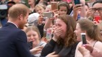 Royal fan who received hug from Prince Harry says 'I just went for it'