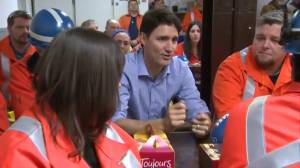 Trudeau meets with Hamilton steelworkers amid steel tariffs worries
